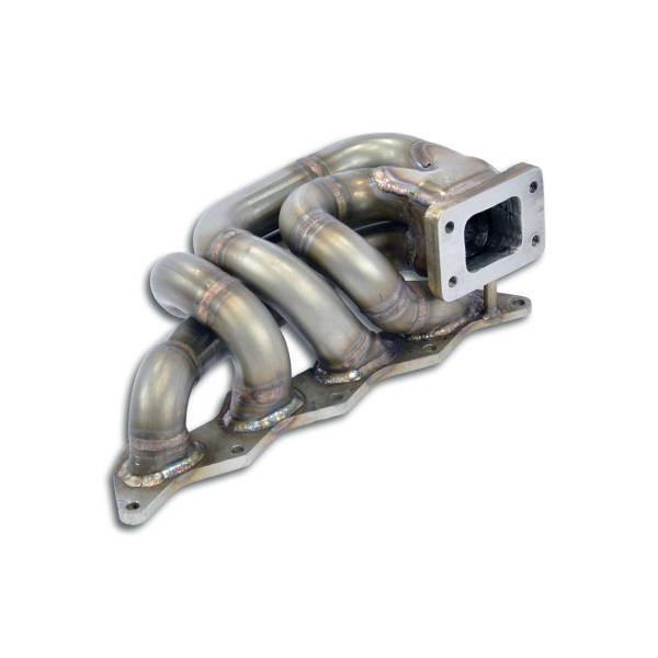 Supersprint Fächerkrümmer Edelstahl 310S passend für FIAT COUPE 2.0i Turbo 16v 94 -> 96