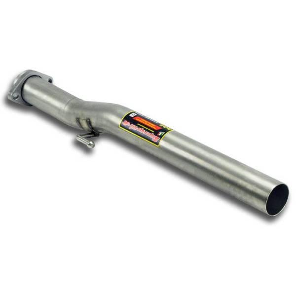 Supersprint Verbindungsrohr passend für GRANDE PUNTO ABARTH kit SS 1.4i T (180 PS) 08 ->