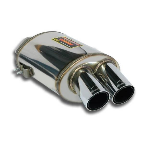 Supersprint Endschalldämpfer Rechts OO 76 passend für FERRARI 550 V12 Maranello (485 PS) 96 -> 02