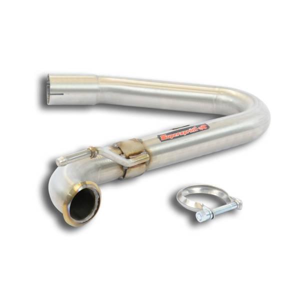 Rohr hinten(Nachschalldämpfer-Entfall) passend für SEAT LEON 5F 1.4 TSI (122 - 140 PS - inbegriffen