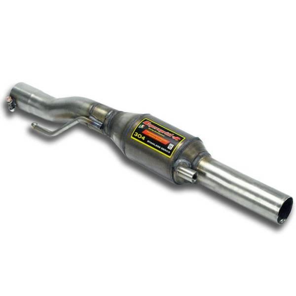 Supersprint VSD mit Sport Metallkatalysator passend für SEAT IBIZA CUPRA / Bocanegra 1.4 TSI (180 PS