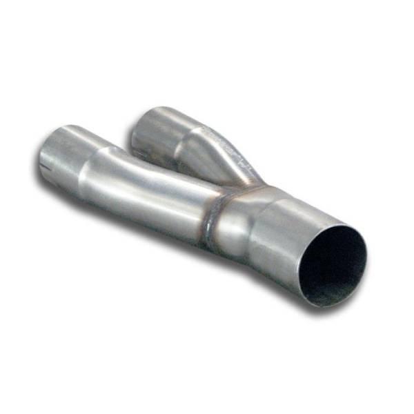 """Supersprint Verbindungsrohr """"Y-Pipe"""" für die serien Katalysator passend für AUDI RS Q3 2.5 TFSI Quat"""