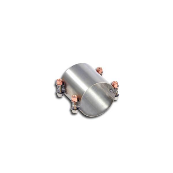 Verbindungsrohr passend für VW TIGUAN Allspace 2.0 TSI 4-Motion (USA Modelle - 184 PS) 2019 ->