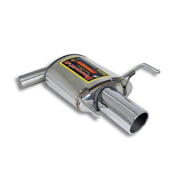 Supersprint Endschalldämpfer Rechts O 100 passend für ALFA ROMEO 159 2.4 JTDM (210 PS) 2007 -> 2009