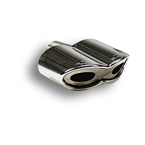 Supersprint Kit Endrohr VIPER 185 x 70 passend für MINI Cooper Cabrio 1.6i (115 PS) 04 -> 06