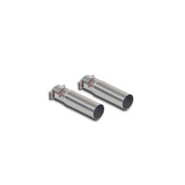 Supersprint Verbindungsrohr kit für Serien Downpipe passend für ALPINA B7 (E28) 3.5 Turbo (6 cyl.) 8