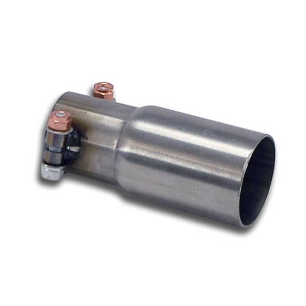 Verbindungsrohr passend für VW GOLF VI R Cabrio 2.0 TSI (265 PS) 2013 -> (Ø65mm)