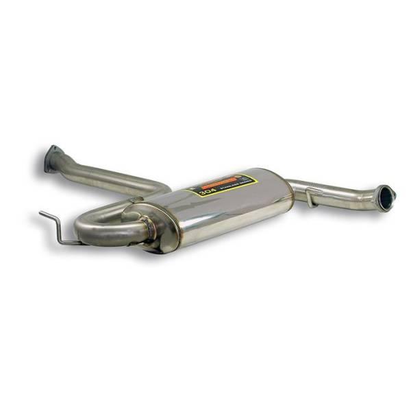 Supersprint Mittelschalldämpfer passend für ALFA ROMEO Spider 3.0 V6 95 -> 05