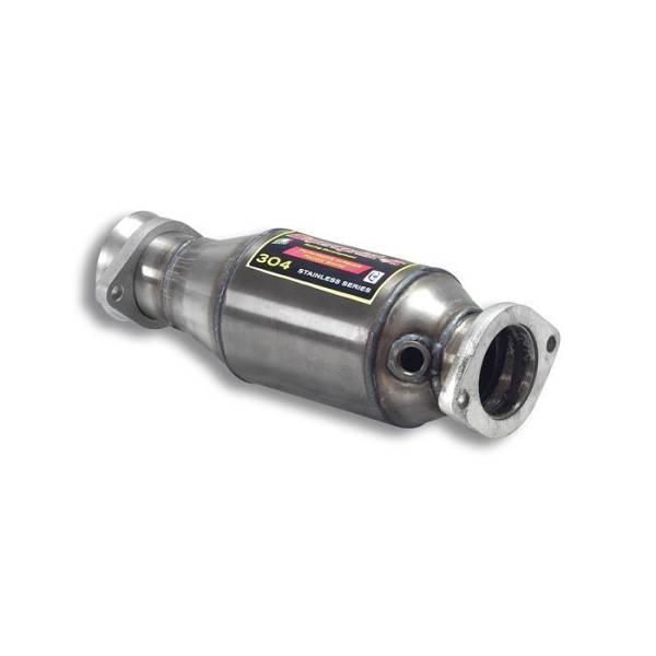 Supersprint Vorschalldämpfer mit Sport Metallkatalysator passend für MINI One 1.6i (90 PS) 01 -> 0